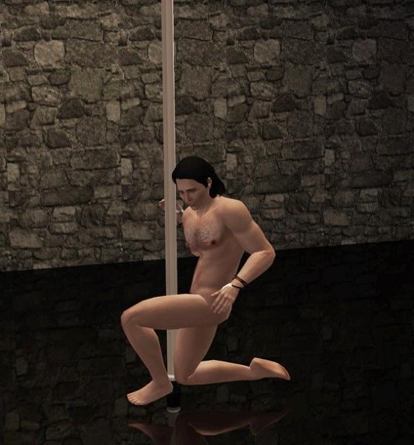Dance Pole Sims 3